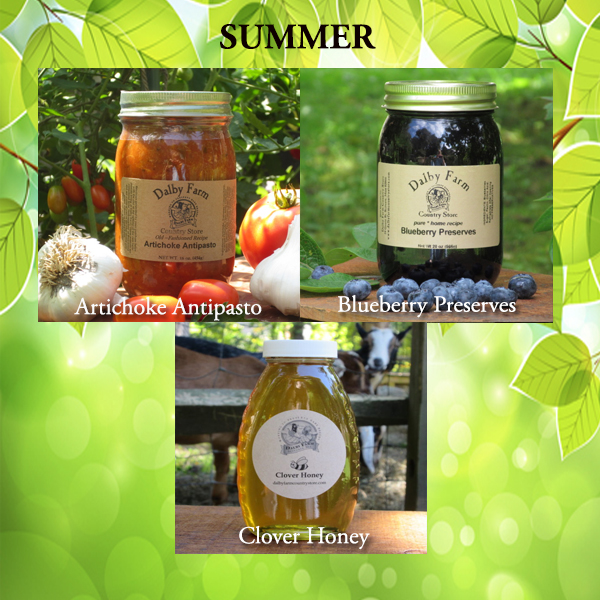 All Natural Preserves Subscription Service