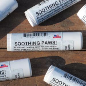 Paw healing balm